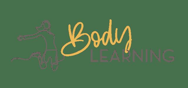Logo und Schriftzug von bodylearning.at